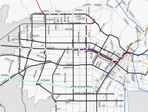LA Mobility Element Transit Enhanced Preview Dec 12